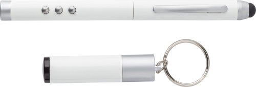 ABS 4-in-1 pen