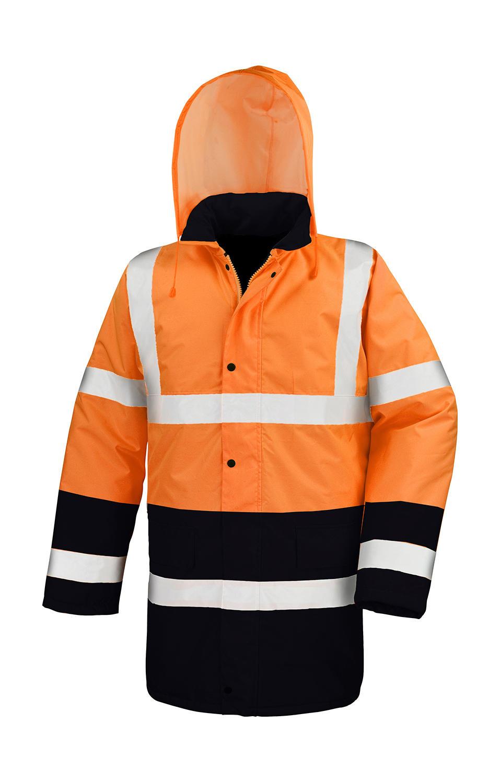 Core Motorway 2-Tone Safety Coat