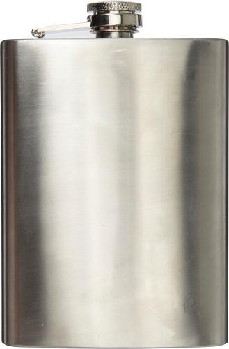 Fickplunta i stål (240 ml)