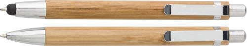 Bamboo writing set
