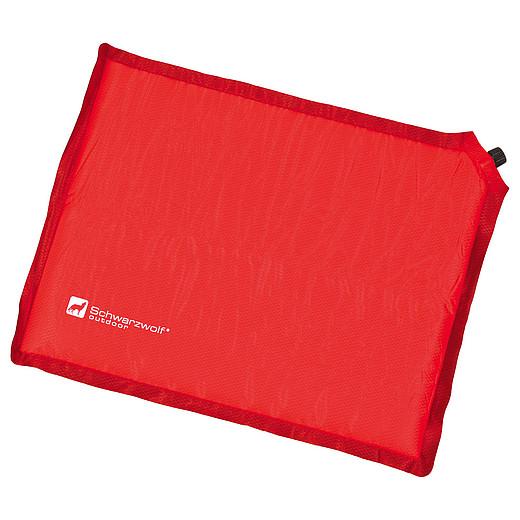 SCHWARZWOLF REST selfinflatable travel cushion, 40x30cm