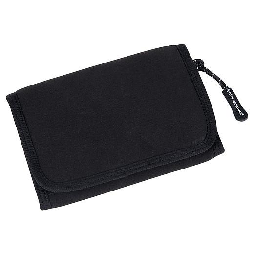 SCHWARZWOLF COIN neoprene wallet