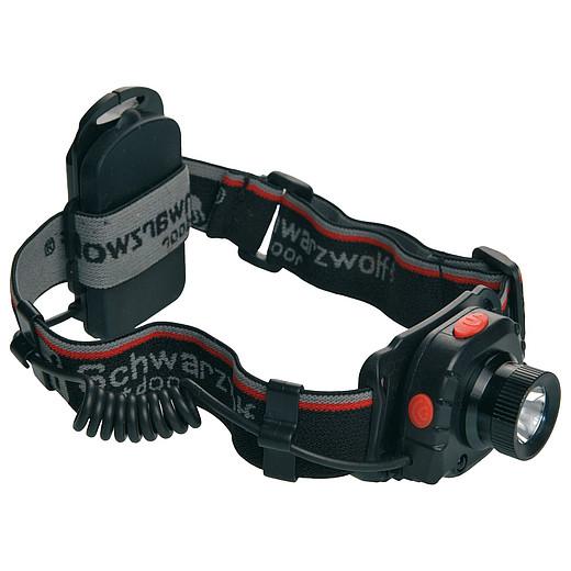 Schwarzwolf Alize pannlampa med sensor
